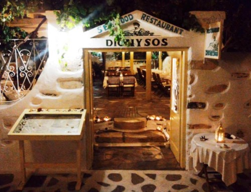 Dionysos Garden Restaurant