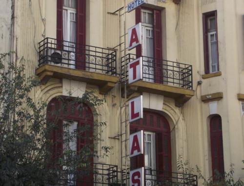 """Ξενοδοχείο """"Atlas"""""""
