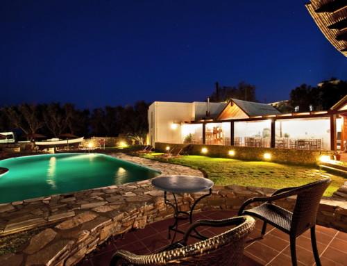 Aeolos Bay Hotel in Tinos