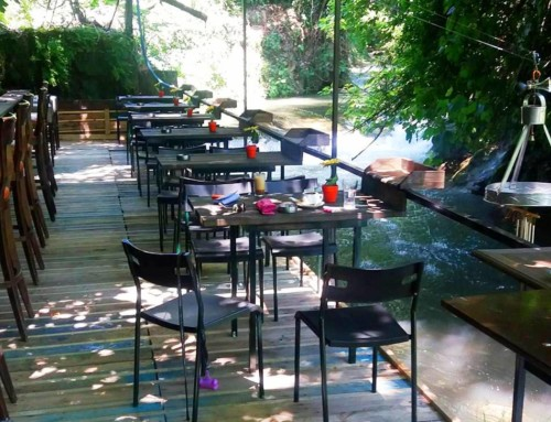 Εστιατόριο – Δίπλα Στο Ποτάμι
