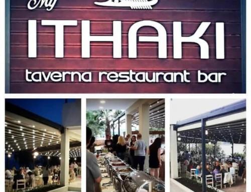 Taverna Restaurant Bar – My Ithaki