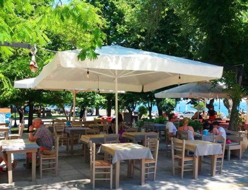 """Εστιατόριο """"Μεθυστάνες στην Κέρκυρα"""""""