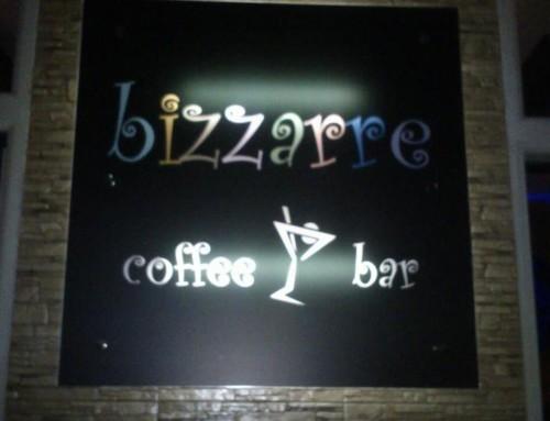 """""""Bizzarre"""" Cafe Bar"""
