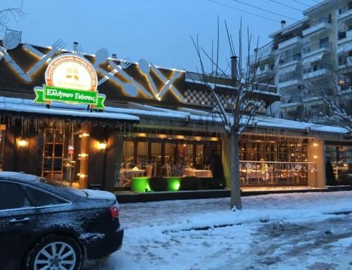 """Εστιατόριο """"Ελλήνων Γεύσεις"""""""