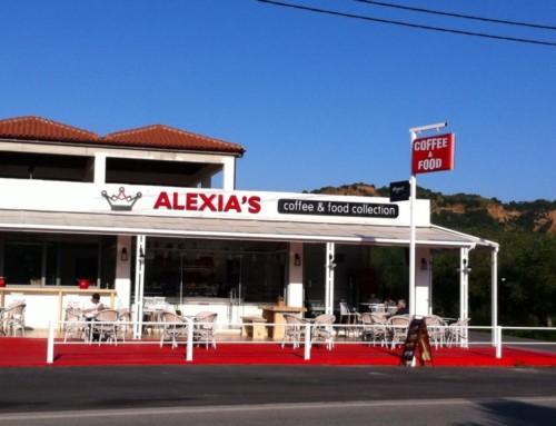 Ταχυφαγείο Alexia's
