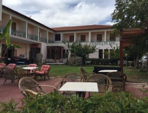 """Ξενοδοχείο """"Verdelis Inn"""""""