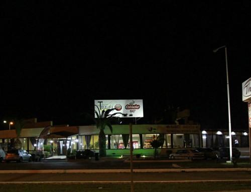 Travel Stop Restaurant