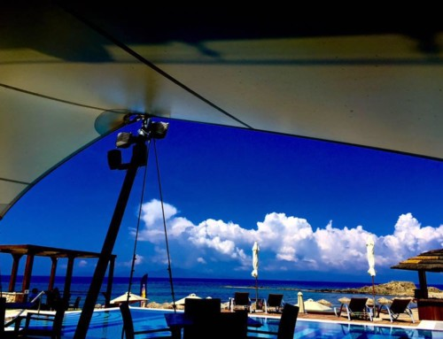 Klaras Beach Bar Restaurant by Almira