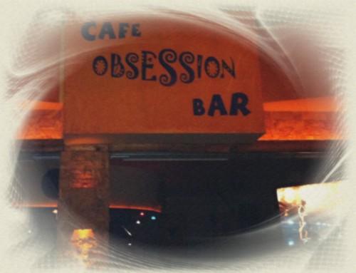 """Καφέ Μπαρ """"Obsession"""""""