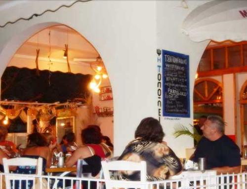 """Εστιατόριο """"Νέα Λαγουδέρα"""""""