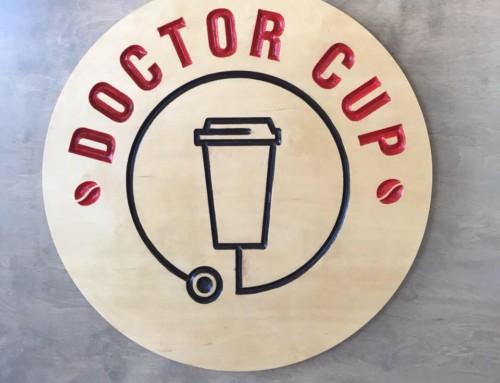 """Στοπ Καφέ """"Doctor Cup"""""""