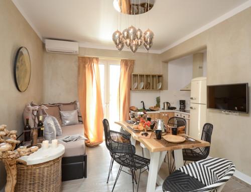 Naxos Dream Studios & Apartments Αφροδίτη