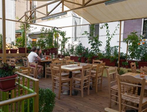 """Cafe/Bar Restaurant """"Panos"""""""