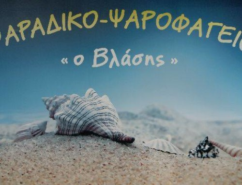 "Fish Restaurant ""Vlasis"""